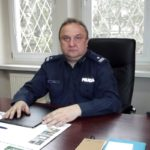 Adam Stochniałek już niewpajęczańskiej policji